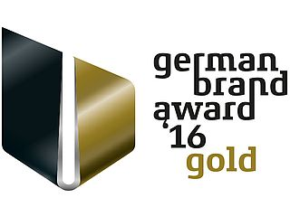 German Brand Award in Gold 2016
