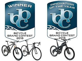 """Winner"" - Bicycle Brand Contest 2016"
