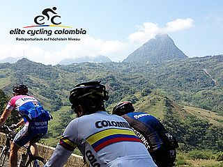Kooperation Storck/Elite Cycling Colombia