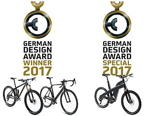 """Winner"" - German Design Award 2016"