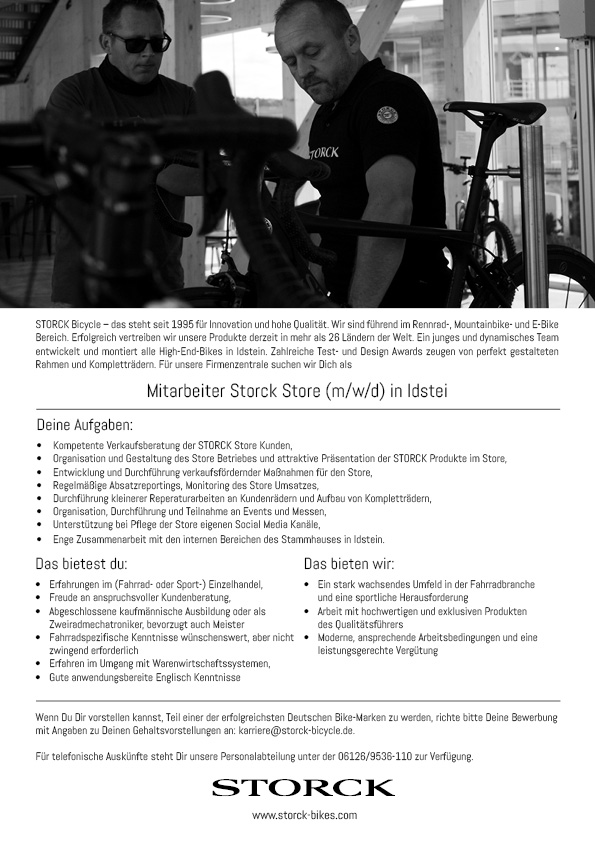 Mitarbeiter Storck Store (m/w/d) in Idstein